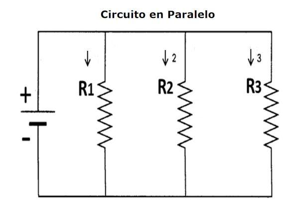 Circuito Paralelo : Tipos de circuitos
