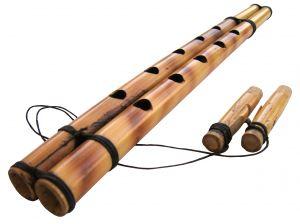 Tipos de instrumentos musicales de viento