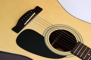 Tipos de instrumentos musicales, la guitarra