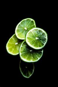 Limones ácidos