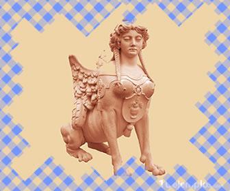 Mitos, estatua mítica